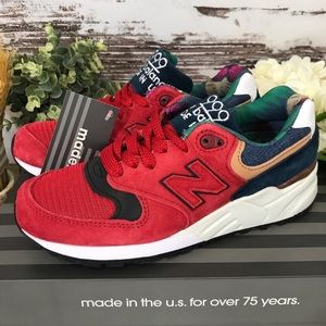 NEW New Balance 999 Suede RARE - Made in USA 🇺🇸